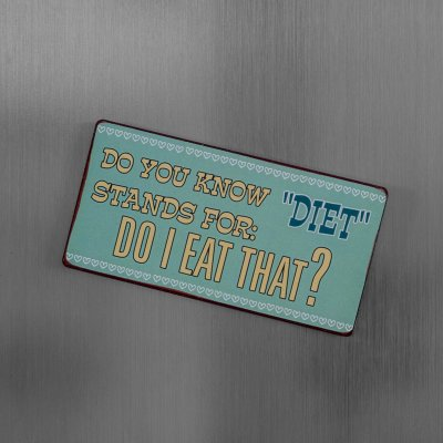 Do you know diet stands for