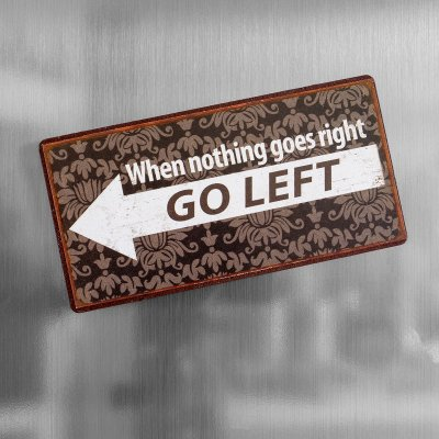 Magnet: When nothing goes right